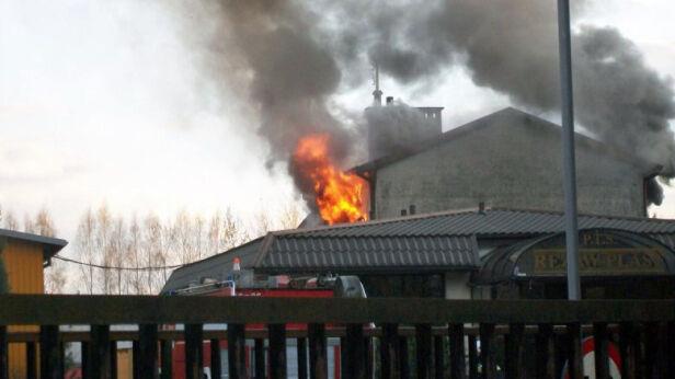 Pożar w Zaborowie Marta_Aleksandra/Kontakt24