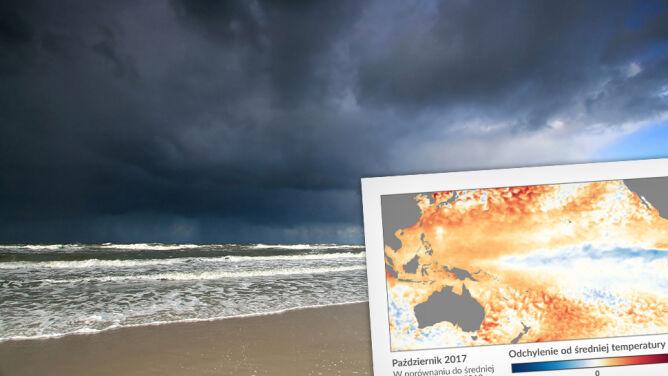 La Nina powraca. Jej wpływ na pogodę może sięgać Europy