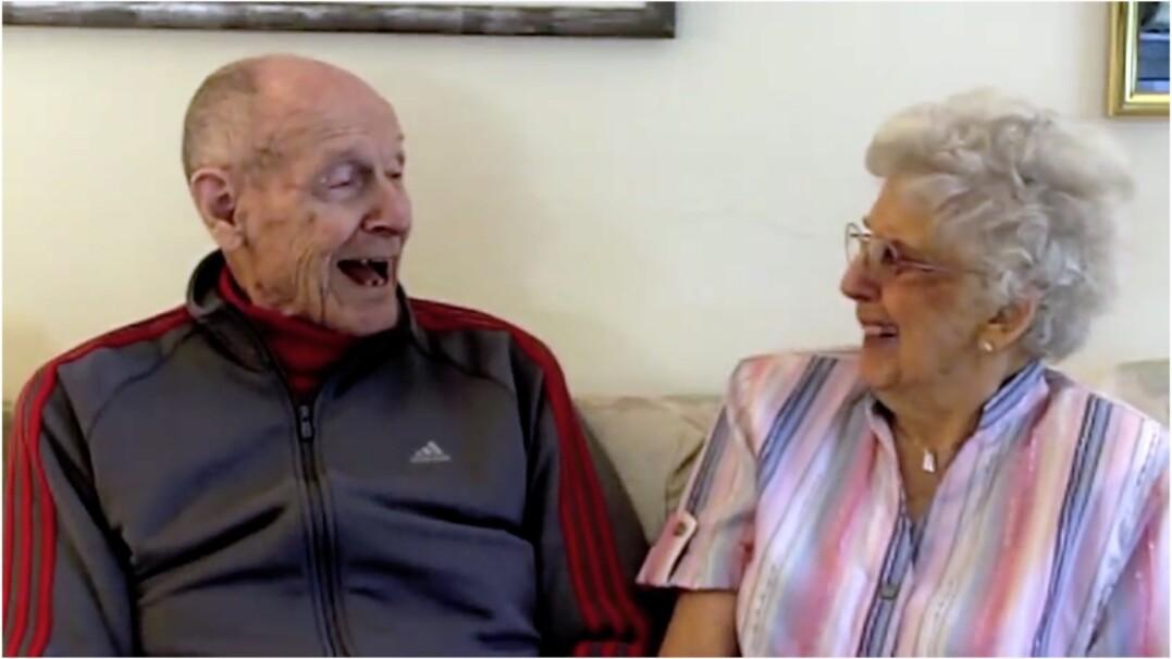 Przepis na idealne małżeństwo po 70 latach spędzonych razem