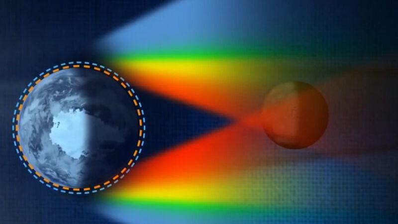 W trakcie zaćmienia Księżyc przybierze rudawy odcień (gloria-project.eu)