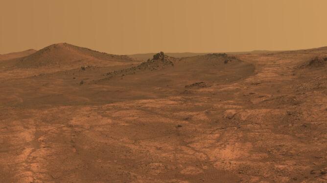 Meteoryty z Marsa. Badania nad nimi sugerują, że życie może kwitnąć pod powierzchnią