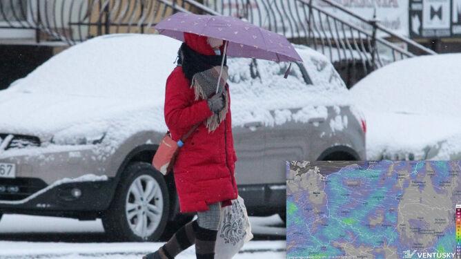 Pogoda na 5 dni: od śniegu do 17 stopni