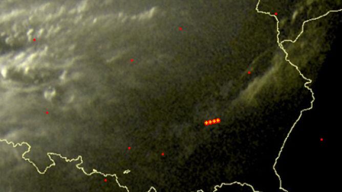 Grzmi jeszcze na Podkarpaciu i w Małopolsce