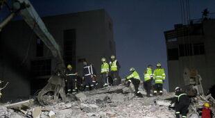 Trzęsienie ziemi w Albanii (PAP/EPA)