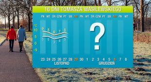 Pogoda na 16 dni: pierwsze zwiastuny zimy