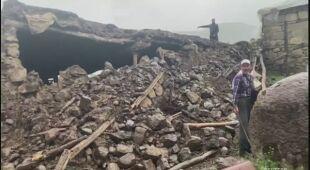 Niedzielne trzęsienie ziemi w Turcji